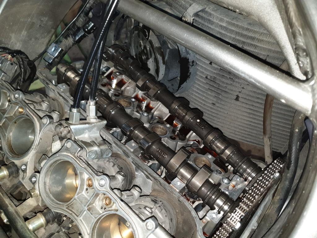 Arboles levas Honda CBR