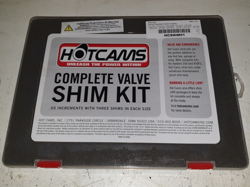 Shims Hotcams