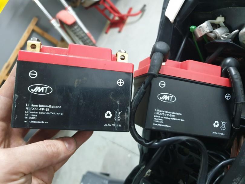KTM starter problem