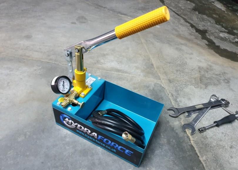 Hydra force exhaust repair